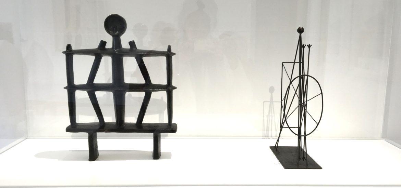 sculpture Giacometti Picasso