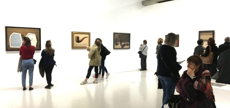 Exposition Magritte au centre Pompidou