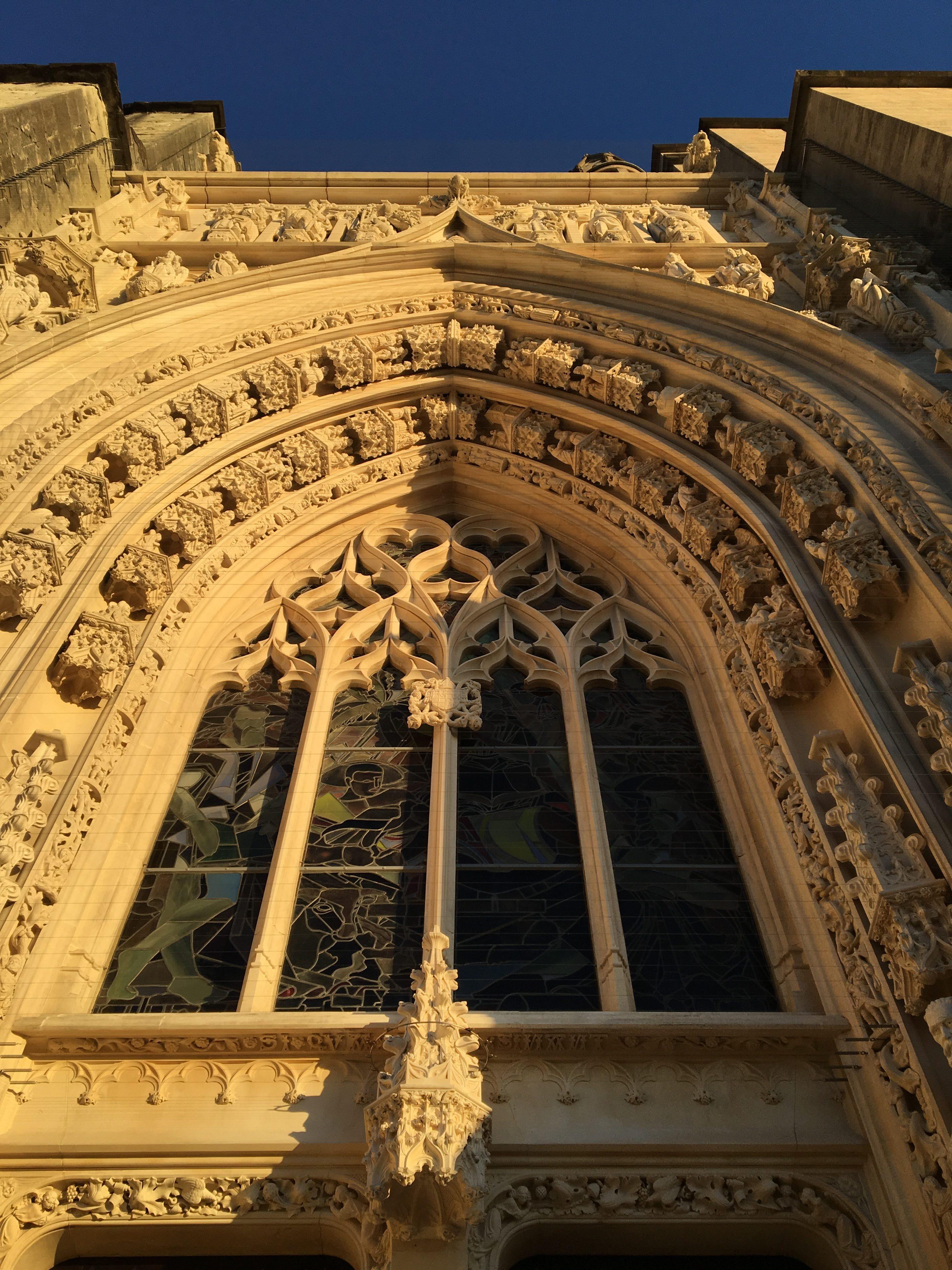 Portes de la cathédrale de Lausanne