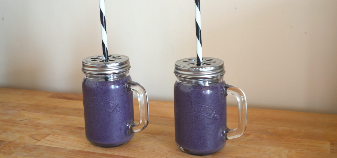 smoothie groseilles