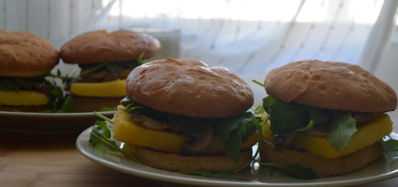 burger vegan et sans gluten