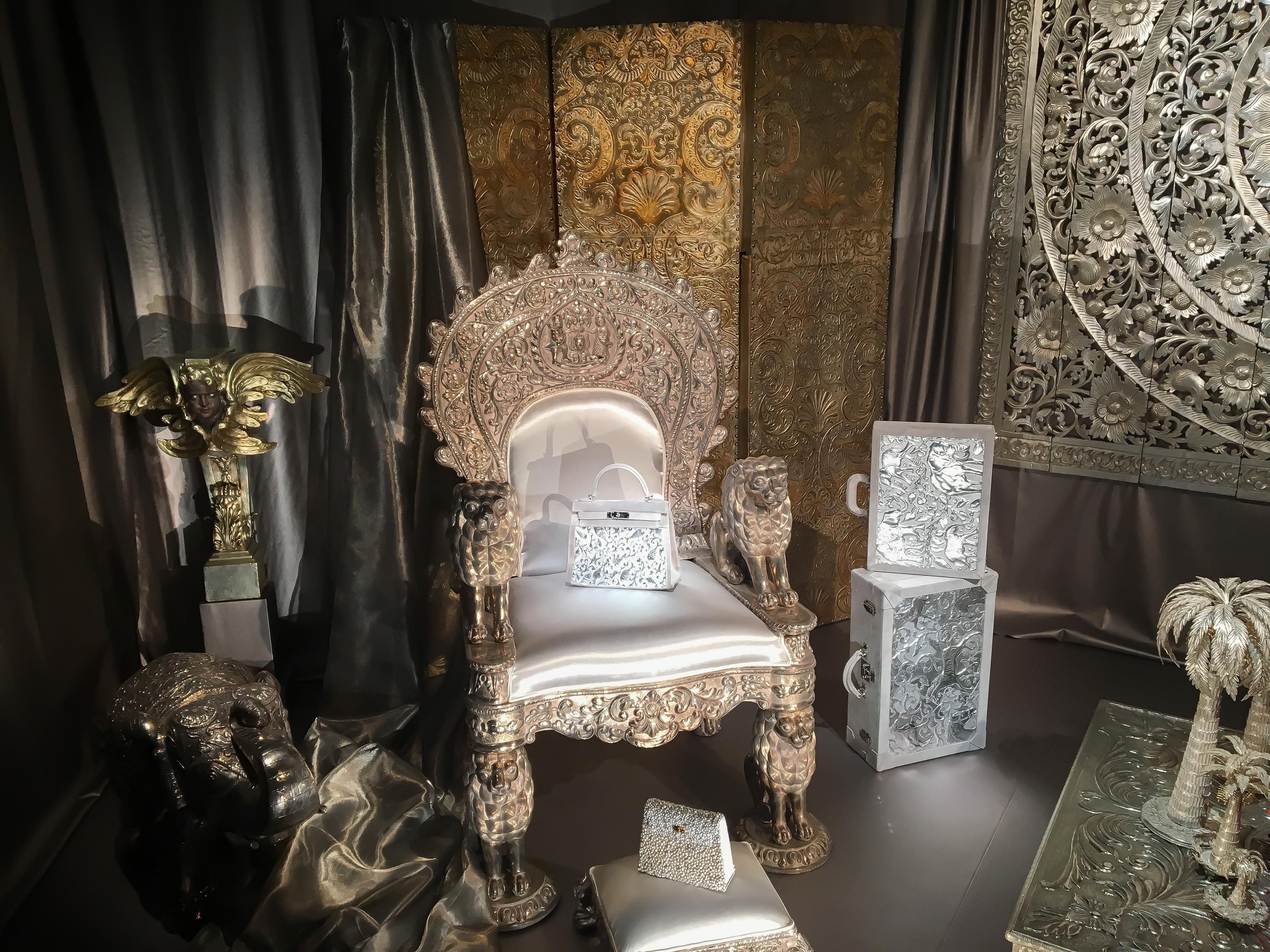 Vitrines Hermès Grand Palais