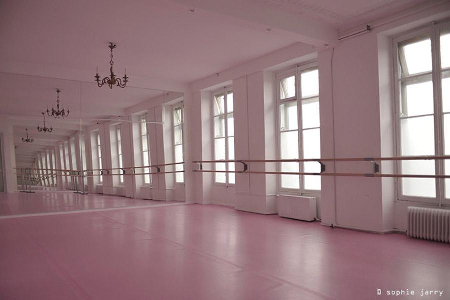 salle du fitballet paris